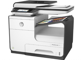 Multifuncional Color A4 HP PageWide Pro 477dw - D3Q20C