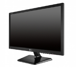 "Monitor LG 18,5"" PC Monitor TN HD 19M37AA"